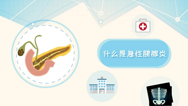 什么是急性胰腺炎?
