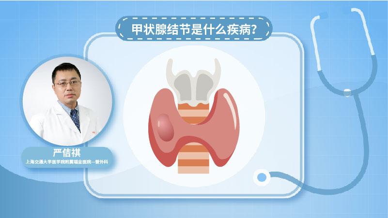 什么是甲状腺结节?
